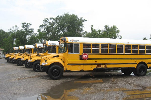 School Bus Fleet safety
