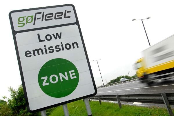 Reduce Fleet Emissions