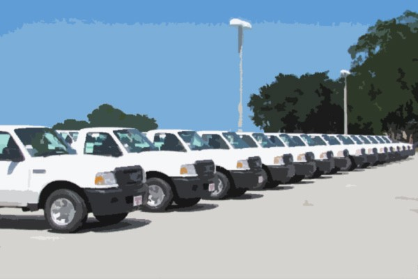 Fleet GPS Tracking System