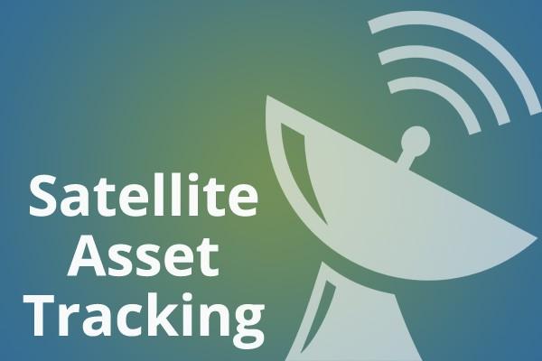satellite asset tracking
