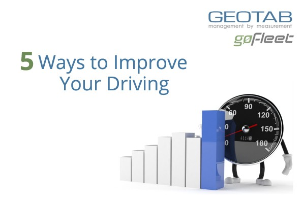 improve your driving Geotab GO6