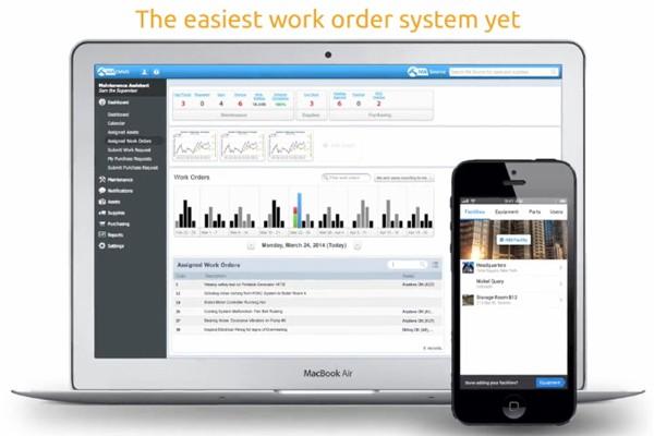 CMMS easiest work order system yet