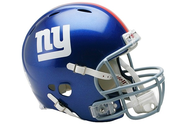 NY Giants Use GPS Devices
