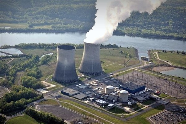 Nuclear Power Plant - GPS technology