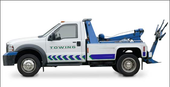 Tow Truck - truck tracking GPS