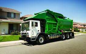 garbage truck - Fleet Management GPS Tracking