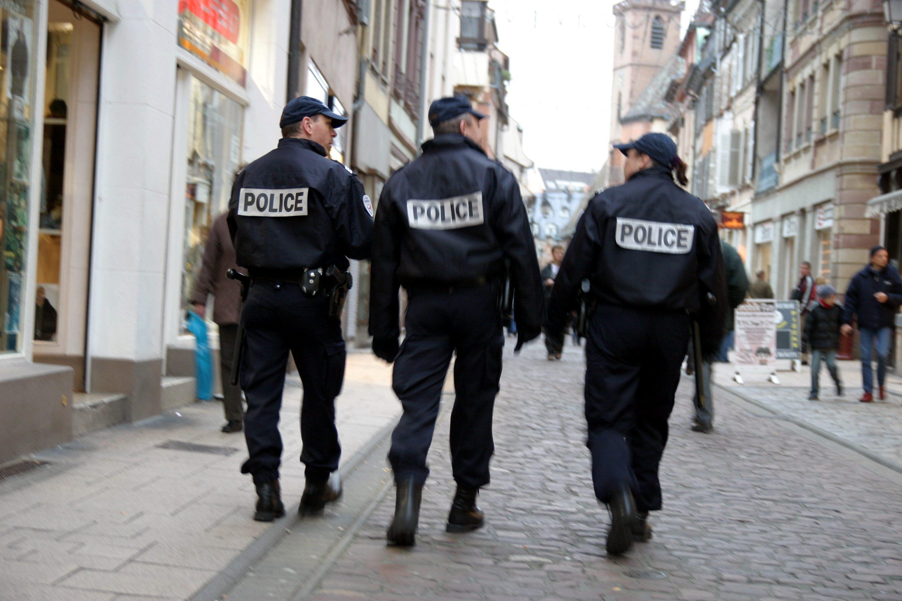 police - gps unit