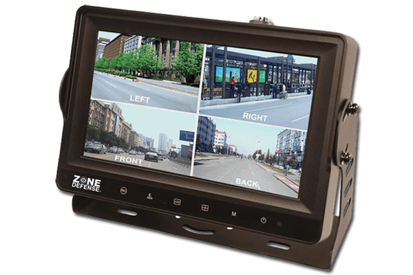 Protect Your Fleet With An In Car Camera System