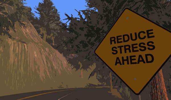 reduce stress GPS satellite tracker