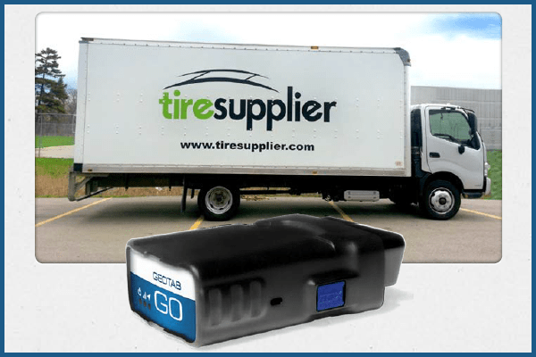 Tire Supplier Improves Customer Service Telematics