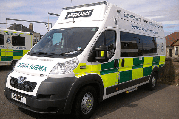 Ambulance GPS Tracking Increases Response Time