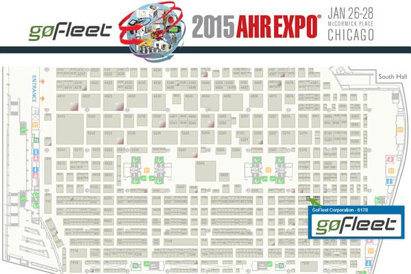 AHR Expo GoFleet