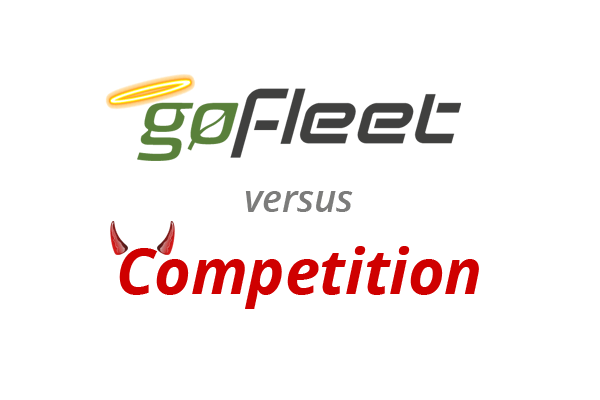 gofleet versus competition