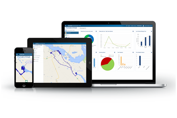 gps fleet management software solution
