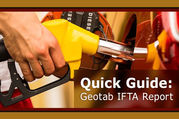 MyGeotab-IFTA-Guide
