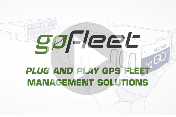 plug and play gps fleet management solutions