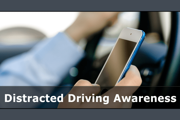 distracted driving policy