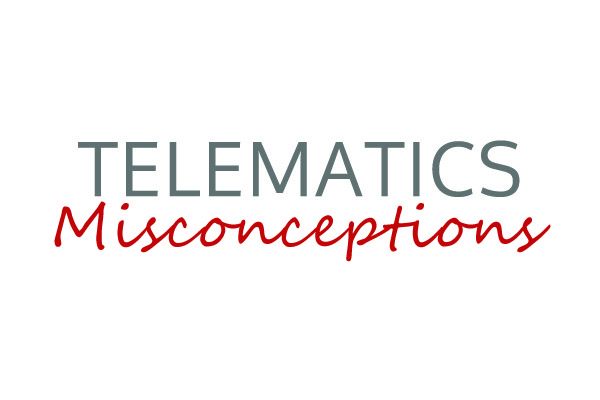 telematics misconceptions