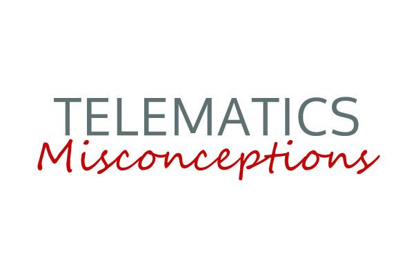 telematics misconceptions