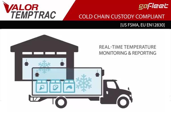 fleet temperature monitoring system