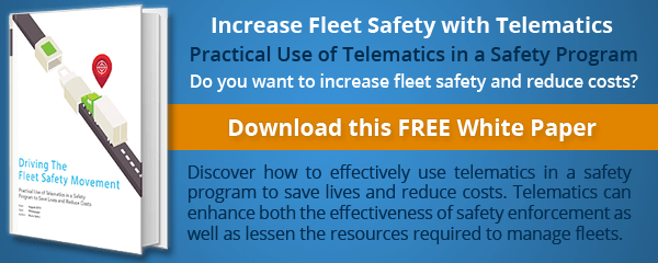 Driving the Fleet Safety Movement