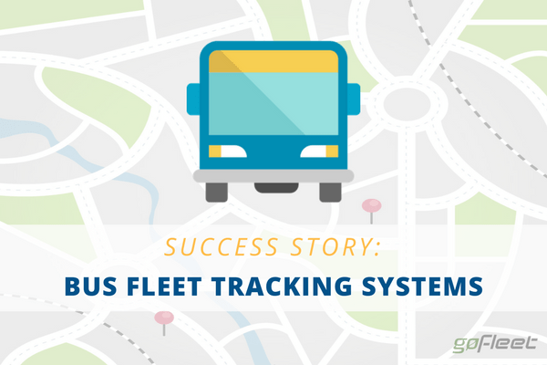 bus fleet tracking systems a success story