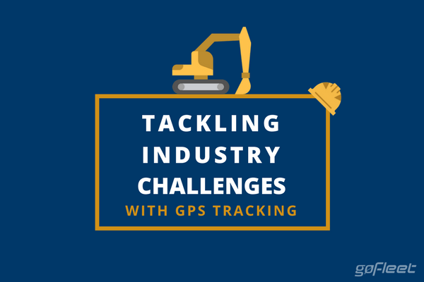 gps tracking devices for construction equipment
