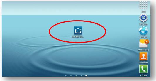 Geotab Drive app