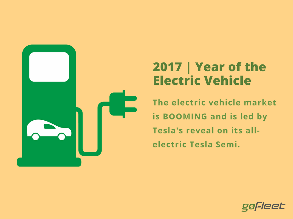year of electric vehicles