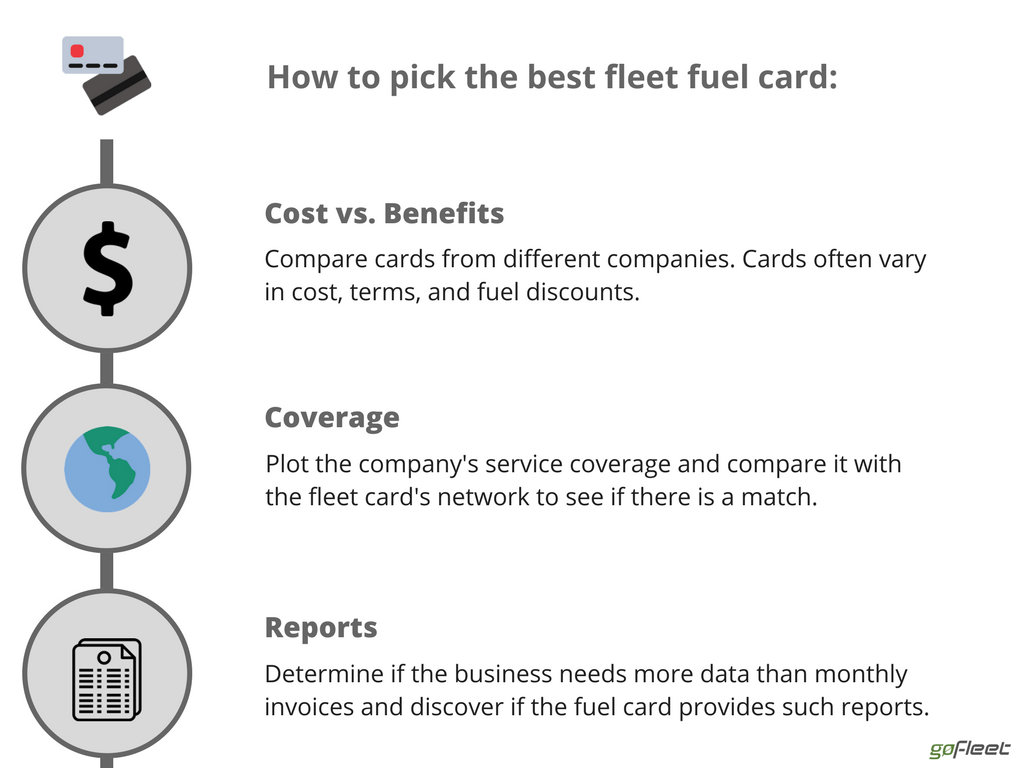what are the best fleet fuel cards - Fleet Card Service