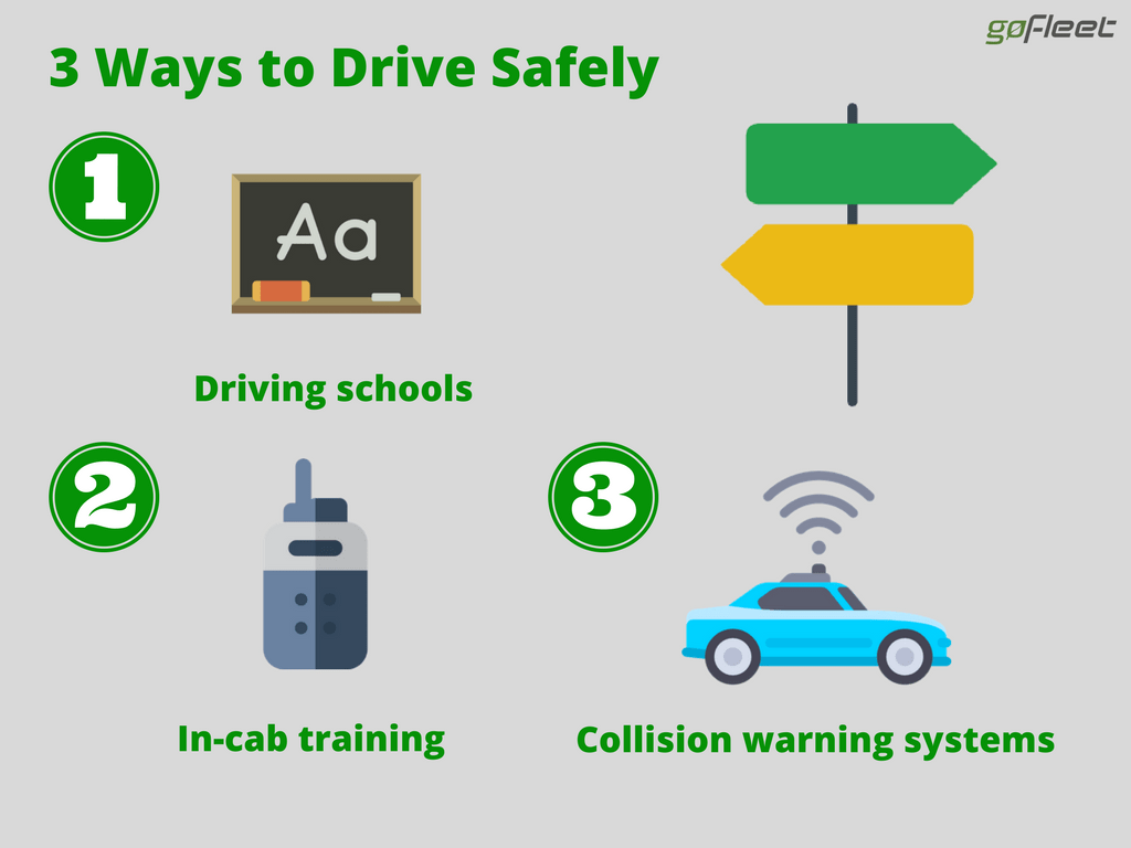 ways to drive safely