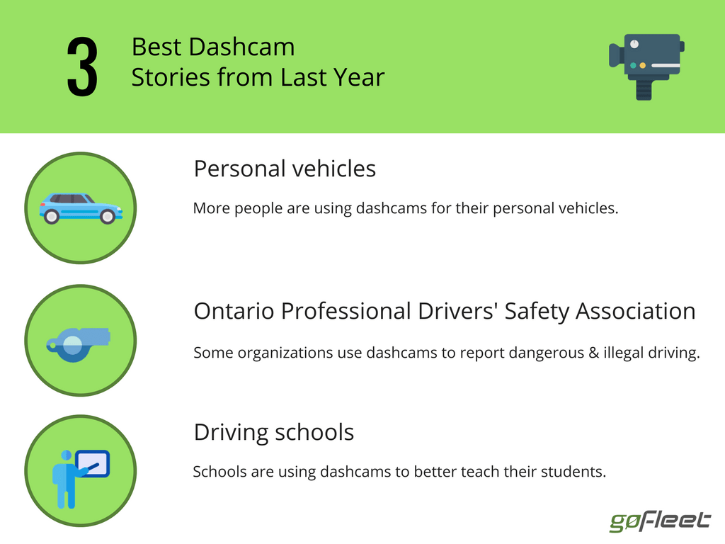 best dashcam stories 2017