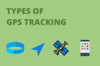 Types of GPS tracking