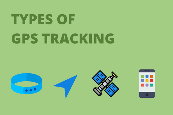 Types Of Gps Tracking And How They Work Go Fleet Tracking