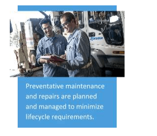 plan preventative maintenance