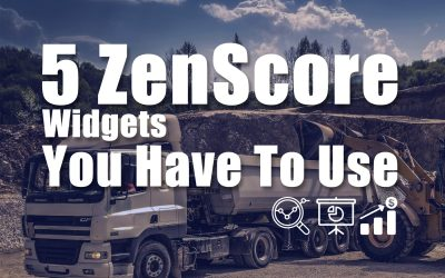 5 ZenScore Widgets You Have to Use