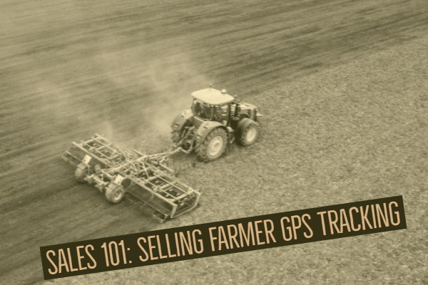 Farmer GPS tracking