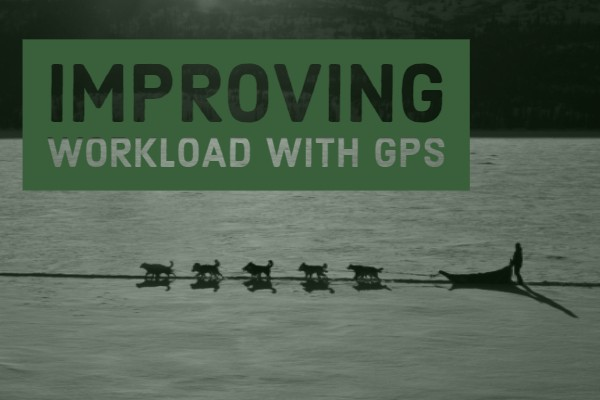 Improve Workload with GPS trackers