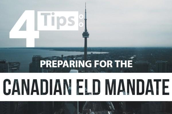Canadian, ELD mandate