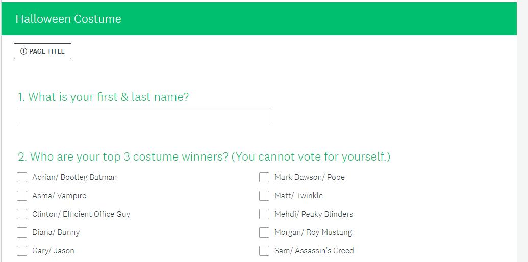 make a digital forms