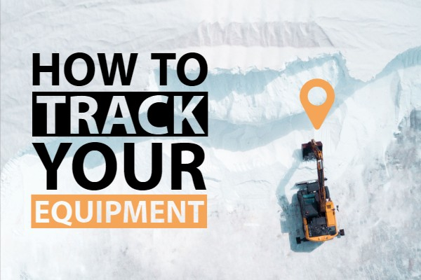 How to track equipment