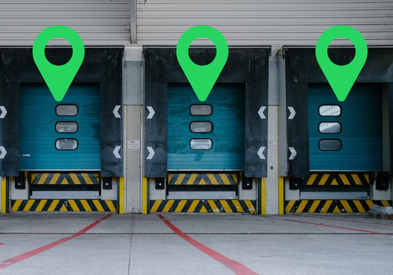 how to track equipment - warehouse