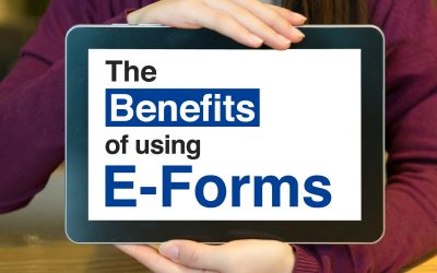 The Benefits of Using E Forms