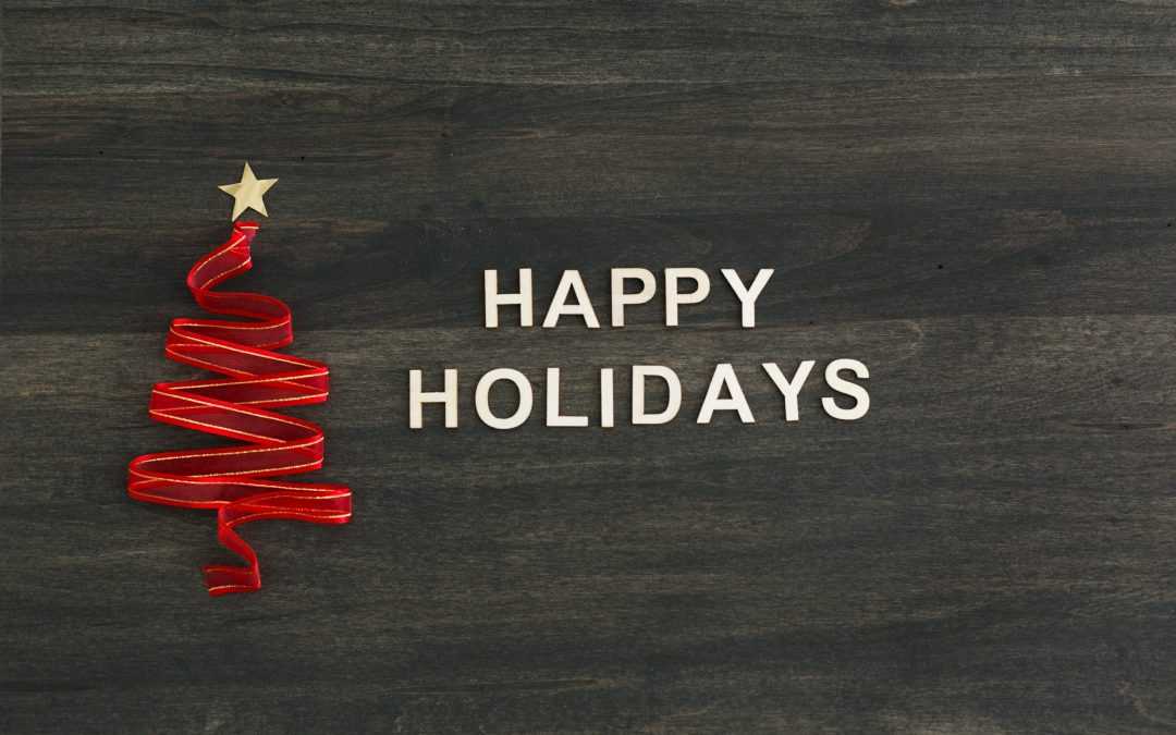 Happy Holidays, See You In 2020!