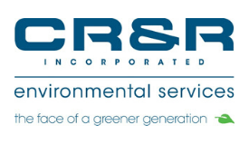 CRR Environmental Services logo