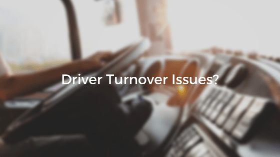 driver turnover, fleet, transportation, trucking, optimization, telematics, technology