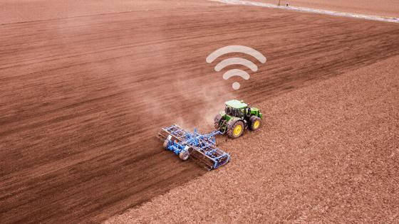 Precision Farming And Telematics