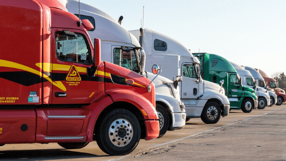 impacts of covid-19, commercial transportation, trucking