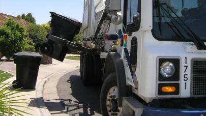 Waste Disposal Fleets