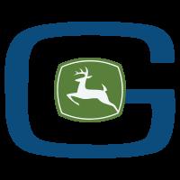 geotab and john deere logo